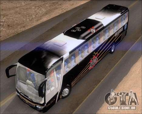 Busscar Vissta Buss LO Faleca para GTA San Andreas vista interior