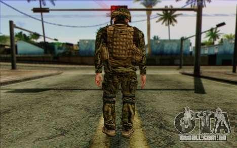 Soldados do Exército dos EUA (ArmA II) 2 para GTA San Andreas segunda tela
