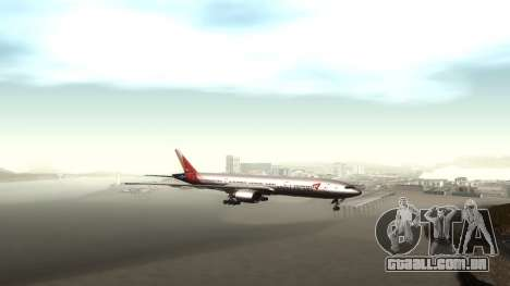 Boeing 777-280ER Asiana Airlines para GTA San Andreas