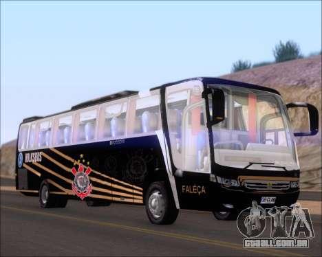 Busscar Vissta Buss LO Faleca para GTA San Andreas esquerda vista