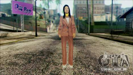 Bfybu from Beta Version para GTA San Andreas
