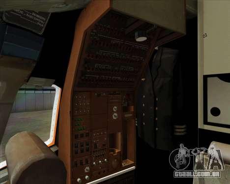 Boeing 767-300ER Australian Airlines para o motor de GTA San Andreas