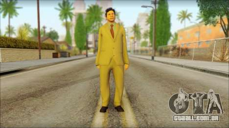 GTA 5 Ped 5 para GTA San Andreas