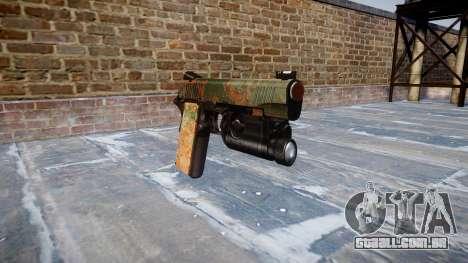 Arma Kimber 1911 Selva para GTA 4