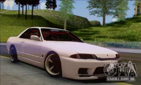 Nissan Skyline R32 Drift Monster Energy para GTA San Andreas