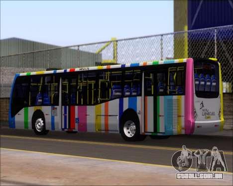 Caio Millennium II Volksbus 17-240 para GTA San Andreas vista direita