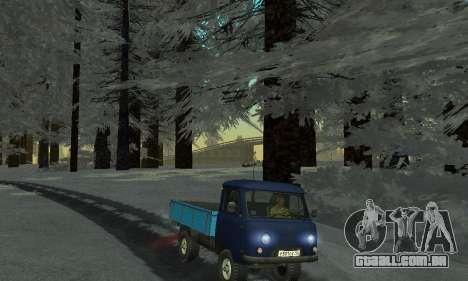 A neve para GTA Penal Rússia beta 2 para GTA San Andreas décimo tela
