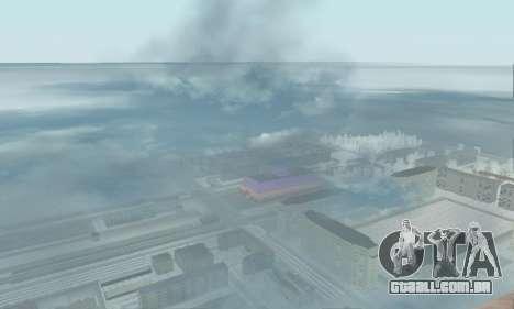 A neve para GTA Penal Rússia beta 2 para GTA San Andreas quinto tela