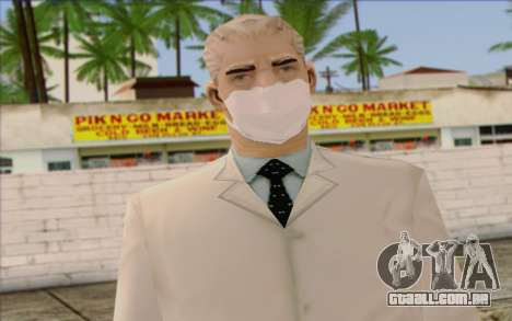 Russo médico para GTA San Andreas terceira tela