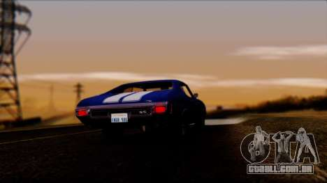 Graphic Unity V4 Final para GTA San Andreas sétima tela