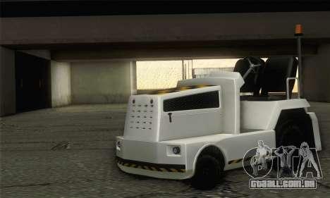 Airtug FlyUS (IVF) para GTA San Andreas