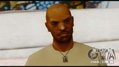Army Vic para GTA San Andreas terceira tela