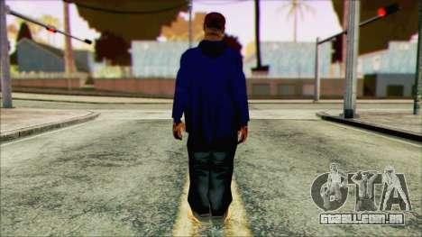 Viciado v3 para GTA San Andreas segunda tela
