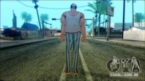 Manhunt Ped 8 para GTA San Andreas segunda tela