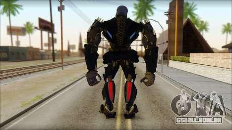 Bloqueio para GTA San Andreas segunda tela