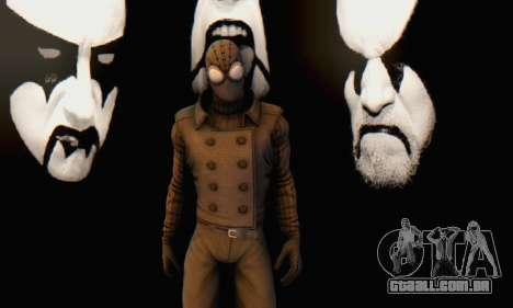 Skin The Amazing Spider Man 2 - DLC Noir para GTA San Andreas sexta tela