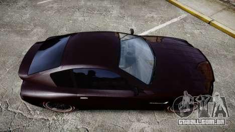 GTA V Schyster Fusilade v2 para GTA 4 vista direita