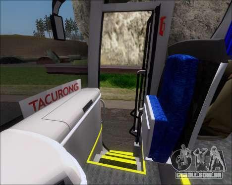 MAN Lion Coach Rural Tours 2790 para as rodas de GTA San Andreas