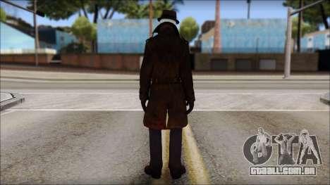 Staff Soldier para GTA San Andreas segunda tela
