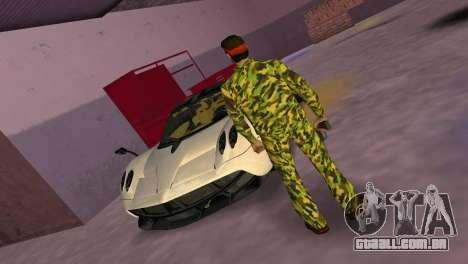 Camo Skin 07 para GTA Vice City terceira tela