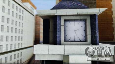 Graphic Unity V4 Final para GTA San Andreas segunda tela