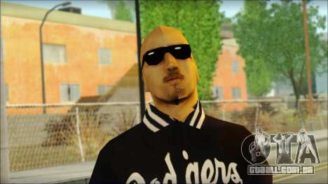 El Coronos Skin 2 para GTA San Andreas terceira tela