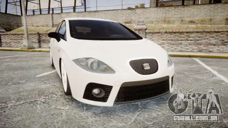 Seat Leon Guido Belsito para GTA 4