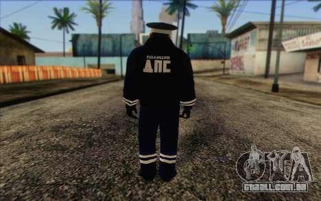 DPS Pele 4 para GTA San Andreas segunda tela