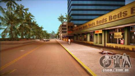 Vice ENB para GTA Vice City sétima tela
