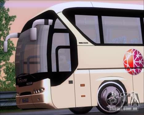 Neoplan Tourliner Emile Weber para GTA San Andreas vista interior