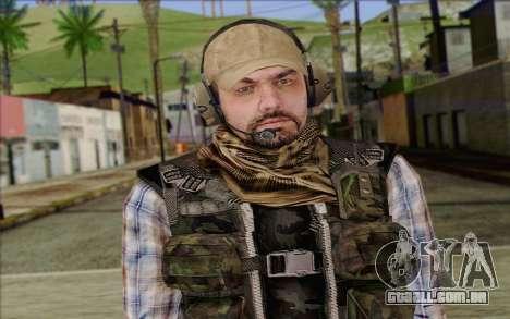 Tanny from ArmA II: PMC para GTA San Andreas terceira tela
