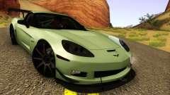 Chevrolet Corvette Z06 2006 Drift Version para GTA San Andreas