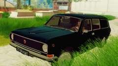 GÁS-24-12 carro funerário