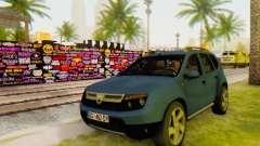 Dacia Duster para GTA San Andreas