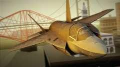 Lockheed Martin F-35A para GTA San Andreas
