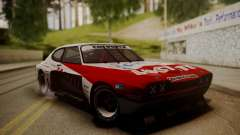 Ford Capri RS Cosworth 1974 Skinpack 3 para GTA San Andreas