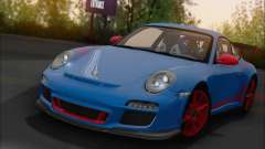 Porsche 911 GT3 2010 para GTA San Andreas