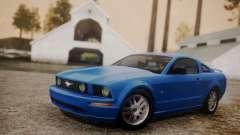 Ford Mustang GT 2005 v2.0 para GTA San Andreas