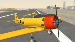 North American T-6 TEXAN AA615