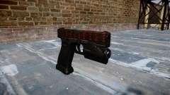 Pistola Glock de 20 a arte da guerra