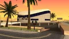 Texturas HD estádio de Las Venturas