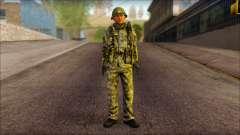 Um soldado Norte-coreano (Rogue Warrior)