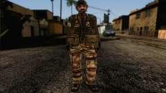 Soldados MEK (Battlefield 2) Pele 4