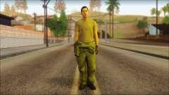GTA 5 Soldier v1 para GTA San Andreas