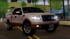 Ford F-150 de captação de 2005 para GTA San Andreas