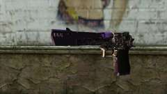PurpleX Desert Eagle para GTA San Andreas