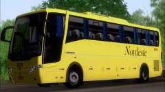 Busscar Elegance 360 Viacao Nordeste 8070 para GTA San Andreas