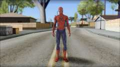 Red Trilogy Spider Man para GTA San Andreas