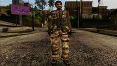 Soldados MEK (Battlefield 2) Pele 2