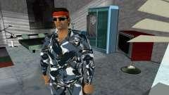 Camo Skin 17 para GTA Vice City